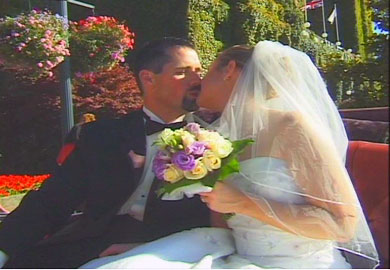 Victoria BC Wedding Video Production - Best Color Video