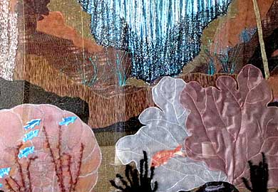 Artist Alison Kobylynk - Fibre - Victoria BC Video Production - Best Color Video Services - Mark McLaughlin