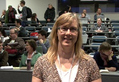 Presenter Catharine Novak