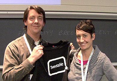 WordCamp 2012 presenter Chris Burdge - Victoria BC Video Production - Best Color Video
