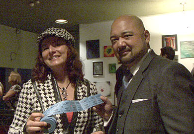 Bipolar Babe Fundraiser Raffle Tickets